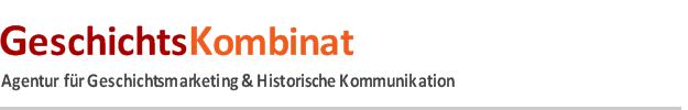 GeschichtsKombinat – Agentur für History Marketing und Historische Kommunikation